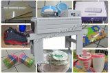 Máquina de embalagem automática da estaca & do Shrink do calor para a caixa do telefone (FQL450A+BS4522N)