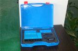 Medidor de teste eletrônico do lustro do processador