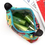 Ensemble de la vente Fashion femmes composent de voyage pochette cosmétiques sac sac à main d'embrayage occasionnel pochette de l'Organiseur de maquillage Case necessaire