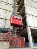 [س] موافقة [أنكا] 2 طن بناء مصعد