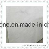Китайский чисто белый мраморный сляб для плиток и шагов