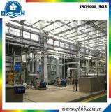 Riga di rivestimento della polvere per il radiatore di alluminio con lo SGS