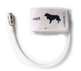 NIBP+SpO2+Tempの獣医が付いている医学の忍耐強いモニタのパルスの酸化濃度計Oxymeter
