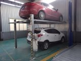 ホームガレージのための簡単でスマートな駐車システム4郵便車の上昇