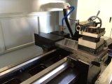 Высокая точность большой токарный станок с ЧПУ для автоматической обработки деталей (CK6150/CK6166)