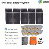 6000 ватт с электрической системы энергии электричества дома решетки солнечной