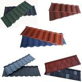 Каменные Coated алюминиевые плитки крыши цинка в Бангладеше