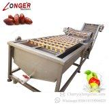 Limpieza automática de secado de frutas verduras pelar la yuca y lavadora