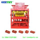 Meester 7000 van Eco plus het Maken van de Baksteen van de Klei de Prijs van de Machine in India