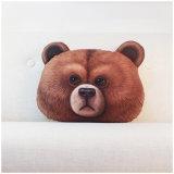 3D動物のプラシ天の柔らかい枕