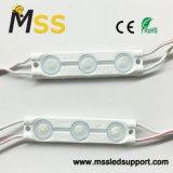 Module LED étanche High-Brightness 0,9 W de l'éclairage arrière avec W/R/G/B pour la signalisation de couleur