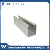 鋼鉄構築のための電流を通されたCチャネルの鋼鉄