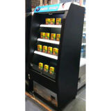 Refrigerador do indicador da bebida da energia