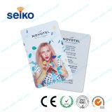 RFID OEM/ODM Drucken Ntag 210 Belüftung-Weiß-Karte