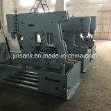 Обработка металла на заводе в Шанхае Перфорирование деформации изгиба вырубка машины