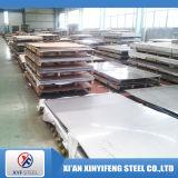 SA 240 placa 304 304L de aço inoxidável laminada GR