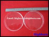 Disco rotondo del quarzo del silicone fuso di resistenza termica