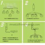 Mejor calidad de médico dental dentista silla taburete