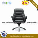 Presidenza esecutiva di cuoio nera modulare dell'ufficio della sporgenza (NS-024A)