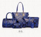 Bw-1991 borse dei sacchetti di cuoio della signora Handbags Simple Style impostate all'ingrosso
