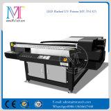 Nueva impresora de inyección de tinta ULTRAVIOLETA del formato grande 2017 los 2.5m*1.3m con la lámpara 1440dpi de Epson Dx5 LED
