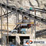 Zenith moyennes matériau dur concasseur à cônes dans les mines de l'équipement hydraulique