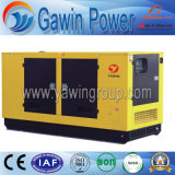 gerador Diesel de refrigeração água do dossel 800kw com o motor de China Jichai