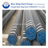 Tubo nero senza giunte del tubo del acciaio al carbonio di DIN2448 St52 per i materiali da costruzione
