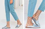 Panty van de Legging van de Prik van het Netwerk van het Visnet van vrouwen de Sexy Grote Middelgrote (FN155)
