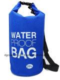 カスタムロゴの乾燥した袋の海洋のパックPVC防水バックパック
