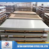 Hoja de acero inoxidable de AISI 316, hl de la superficie
