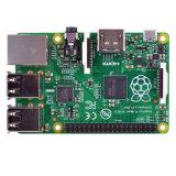 Quad-Núcleo modelo Ras Pi3 B da placa 1GB Lpddr2 Bcm2837 do Pi 3 B da framboesa, Pi 3b, Pi 3 B com o WiFi&Bluetooth 2016 novo (versão Element14)