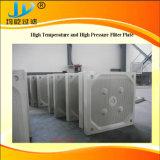 Idro piatto del filtrante per residui a temperatura elevata usati