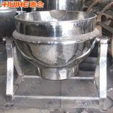riz de l'acier inoxydable 500L faisant cuire la bouilloire
