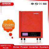 2 КВА 24В постоянного тока солнечная энергия инвертор с контроллером солнечной энергии для Telecom