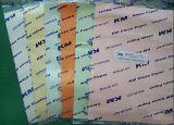 papier sans poussière de Cleanroom de bleu de ciel 72GSM