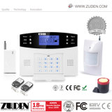 Wireless Home antirrobos GSM de alarma contra intrusos con control remoto