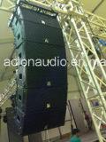 Zeile Reihen-Lautsprecher (LAT208A) des Active-/DSP