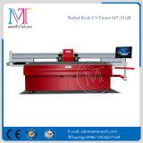 China fabricante de impresora dx5 cabezales de impresión la impresora de inyección de tinta UV de vidrio SGS aprobado CE