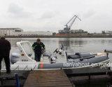 6.2M Liya/20FT bote inflável barcos com motor para venda