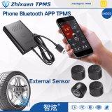 Calibre de pressão Bluetooth do auto pneu do APP do telefone do preço de fábrica TPMS