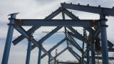 Magazzino della struttura d'acciaio di garanzia della qualità