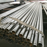 Tubo d'acciaio rotondo nero del carbonio ERW del metallo di ASTM A53