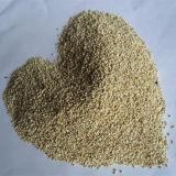 Essiccamento del mais delle granulosità che lucida i media di lucidatura al suolo secchi asciutti dell'abrasivo della smerigliatrice del cereale della smerigliatrice del granello della PANNOCCHIA di granturco
