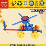 Wundervolle Baustein-pädagogische Spielwaren-interessante Hubschrauber-Serie