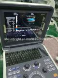Compatto & colore vascolare cardiaco portatile certo Doppler Sun-906e di eco
