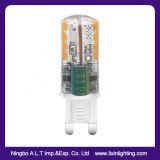 Venta caliente G9 LED Bombilla de LED lámpara de cristal