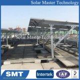 Солнечные фотоэлектрические системы установки соединения на массу кронштейнов