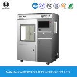 Varios materiales de gran tamaño de la dirección del Grupo Industrial Fff impresora 3D.