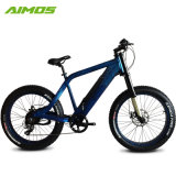 Gordura 48V de alta velocidade de pneu Bike Mountain 1000W bicicleta eléctrica